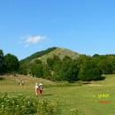 De la Racoş la Vulcanul Racoş şi pe Tipia Racoşului (Munţii Perşani)