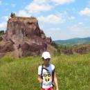De la Cetatea Racoş la Vulcanul Racoş şi pe Tipia Racoşului