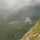 Lacuri de baraj natural în munţii Trotuşului