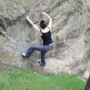 Bouldering pe Piatra Arșiței (Lera/Chiojdu) – Subcarpații Buzăului