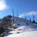 Pe vârfurile Lăloaia și Lăloița din Munții Ciucului