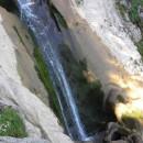 La Cascada Cailor din Munții Rodnei