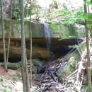 Cascada de cascade de pe Valea Rea – 2