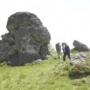 Prin mlaștinile Bărzăuței și la Stogul de Piatră (Munții Nemira)