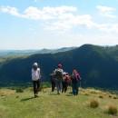 Din Valea Calu pe Piatra Șoimului și pe Gorganu (Munții Tarcăului)