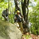 În munții Buzăului, pe Zboiu și în căutarea Lacului Gotiș