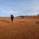 Pe Stogul Brusturoasei din Munții Tarcăului