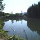 Lacuri de alunecare în Munții Trotușului