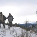 Vârful Geamăna din Munții Tarcăului: de pe Runcul Stânelor pe Măgura Mare