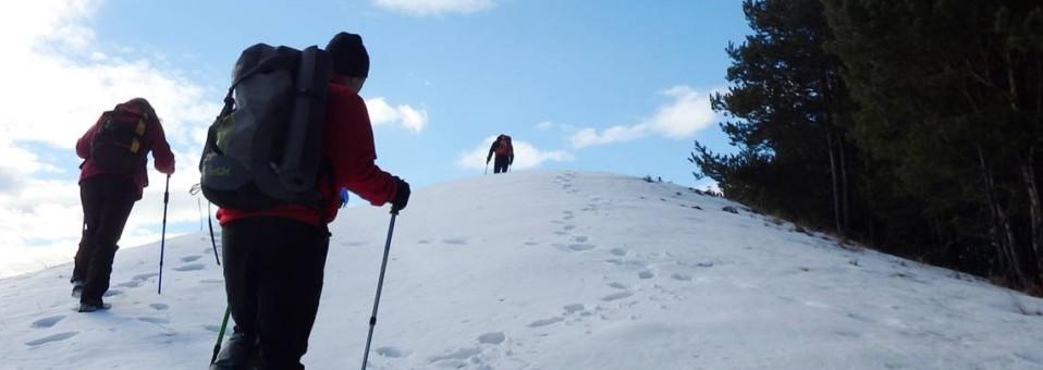 Scurt … circuit în jurul Brădățelului (Munții Berzunți)