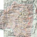 Munții Ciucului – sudul culmii principale, între Pasul Cărpinenii și Pasul Uzului – sinteza traseelor