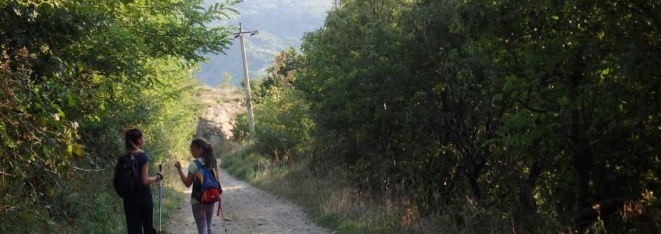 Cataracte și … prune de Buzău la poalele Ivănețului !