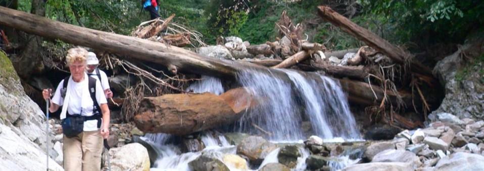 De pe Muntele Arnota pe Plaiul Govorii din Munții Căpățânii