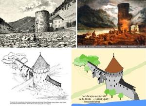 foto: http://wikimapia.org/12706495/ro/Ruina-Turnul-Spart