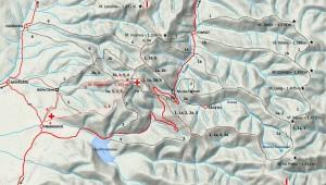 bza hărții: Google Maps