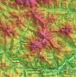 - background-ul hărții: DIMAP, Budapesta, 2009 - prelucrare 3D: Andrei Raftopol