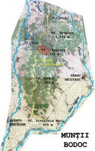 harta: Direcția Topografică Militară [https://portal.geomil.ro